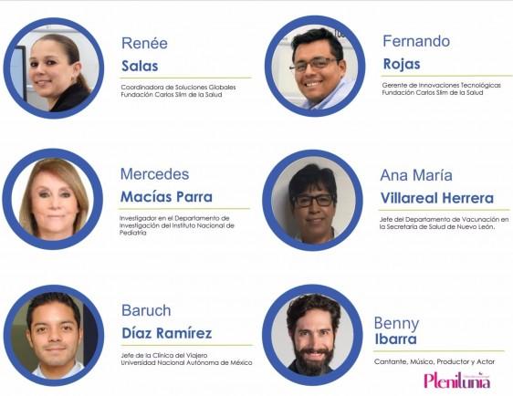 El Sistema Integral de Información en Vacunación ganó en la categoría de Mejores Prácticas, mientras que las doctoras Mercedes Macías Parra y Ana María Villarreal Herrera recibieron el reconocimiento por su destacada Trayectoria Profesional