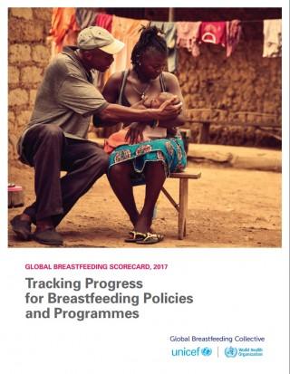 Tarjeta de Puntuación Mundial para la Lactancia Materna