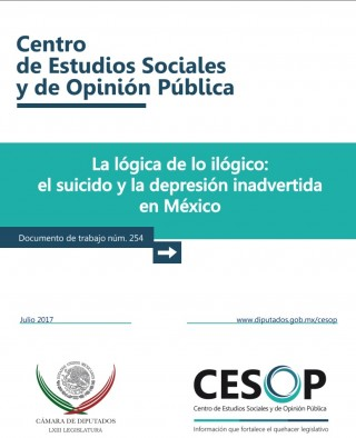 La lógica de lo ilógico: el suicido y la depresión inadvertida en México