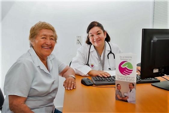 ISSSTE promover respeto y dignidad de adultos mayores e impulsa acciones en su beneficio