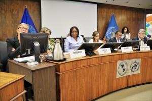 Acuerdan nueva agenda de salud sostenible, fortalecer control del tabaco y mantener la eliminación del sarampión y la rubéola