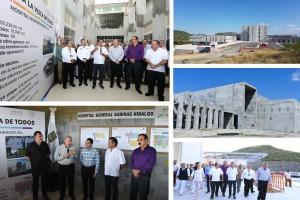 """""""Nosotros queremos que Nuevo León sea el Estado con la mejor infraestructura médica"""", puntualizó el Gobernador de Nuevo León Jaime Rodríguez Calderón."""