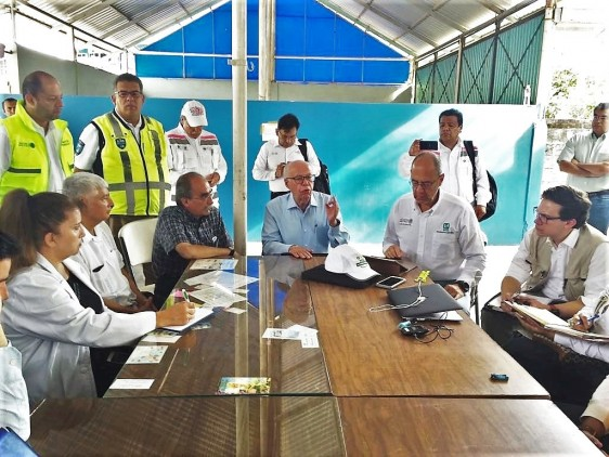 El Secretario de Salud federal, José Narro Robles, encabezó la Reunión de Evaluación