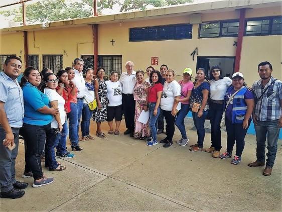 95% de los servicios de salud funcionan de manera normal en los municipios de Oaxaca informó el Secretario de Salud, José Narro Robles durante la Reunión de Seguimiento y Evaluación