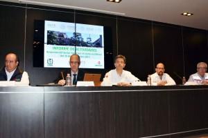 El 98% de las unidades del sector salud de la Ciudad de México opera de manera normal.