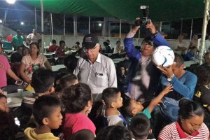 El Secretario de Salud, José Narro, supervisa acciones de salud y vigilancia epidemiológica en Oaxaca.