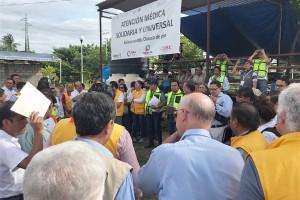 Se anunció que en los próximos días iniciará la demolición del hospital General de Juchitán, afectado por los sismos.