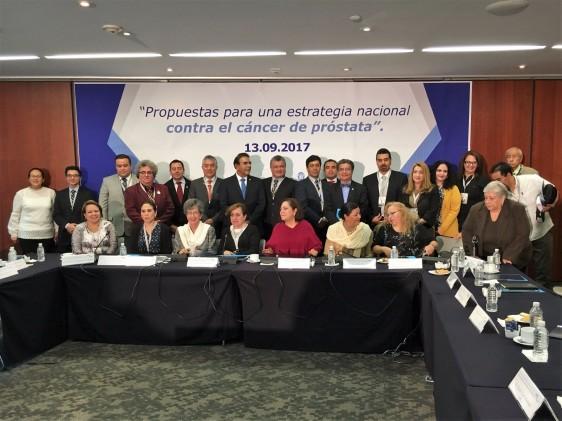 El cáncer de próstata representa la primera causa de incidencia y mortalidad por neoplasias malignas en los hombres mexicanos.