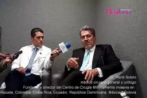 Impulsan educación médica de vanguardia en México con cirugía robótica