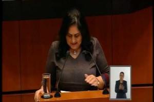 Se propone en el Senado solicitar informe sobre acciones realizadas, alcances y retos para erradicar la violencia en contra de las mexicanas