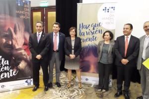 La prevención oportuna y acceso a la atención son fundamentales para reducir la incidencia y el impacto de la discapacidad visual y la ceguera.