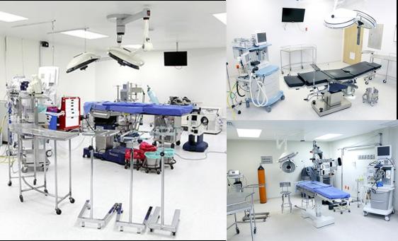 El Hospital de Tulpetlac de 149 camas, en Ecatepec, concluyó las reparaciones de los daños menores ocasionados por el sismo del 19 de septiembre 2017.