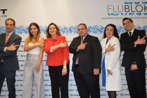 Laboratorios Liomont, empresa farmacéutica mexicana, dio inicio a la Campaña de Vacunación contra influenza estacional 2017-2018 con Flublok trivalente, la vacuna biotecnológica que puede ser aplicada en todos los adultos mayores de 18 años.