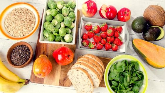 Pérdida de peso con más comida y menos calorías.