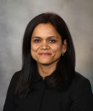 Dra. Ekta Kapoor, médica endocrinóloga de Mayo Clinic