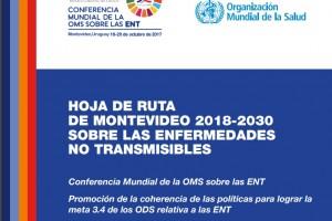 Hoja de Ruta de Montevideo 2018-2030 sobre la lucha contra las ENT como prioridad de desarrollo sostenible