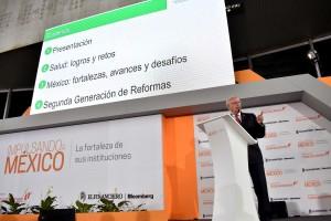 Las reformas impulsadas por el Presidente Enrique Peña Nieto harán de México una nación más justa y próspera.