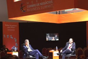 El Comisionado Federal para la Protección contra Riesgos Sanitarios, Julio Sánchez y Tépoz, participó en la Cumbre de Negocios en San Luis Potosí