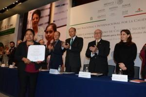 El Secretario de Salud inauguró el Foro Nacional e Internacional por la Calidad en Salud y el Tercer Foro Latinoamericano de Calidad y Seguridad en Salud.