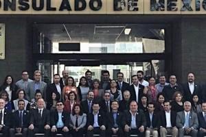 Asistió el Subsecretario de Prevención y Promoción de la Salud, Pablo Kuri Morales, en representación del Secretario de Salud de México, doctor José Narro Robles.