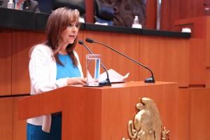 La senadora Lorena Cuéllar presentó iniciativa en materia de certificación por práctica de ozonoterapia. Se busca atender la necesidad de una herramienta básica y probada para nuestra salud, resaltó.