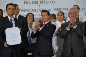 """Conmemoración del Día del Médico y entrega del reconocimiento al """"Mérito Médico"""""""