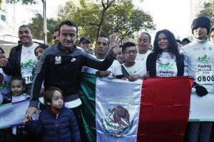 IMSS mantiene el Guinness World Records con la Carrera de Padres, Hijos e Hijas