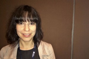 Profesora Georgina Arrambide García integrante del  Centre d'Esclerosi Múltiple de Catalunya (CEMCAT)