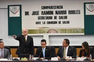 Diputados defenderán con recursos la salud de los mexicanos: Íñiguez Mejía