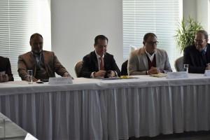 El Comisionado Federal Julio Sánchez y Tépoz se reunió con integrantes de Protección de Cultivos, Ciencia y Tecnología