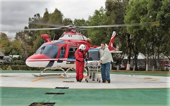 Este es el primer trasplante de corazón, el onceavo de riñón y el segundo de hígado que se llevan a cabo este año en el CMN La Raza.