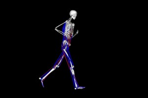 Modelo para la simulación de los corredores en el laboratorio permitió descubrir la causa del dolor de espalda.