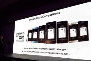 Con la colaboración de las principales instituciones financieras y redes de aceptación, Samsung Pay se ha habilitado en el mercado mexicano, abriendo la posibilidad de motivar el crecimiento de la economía digital en el país.