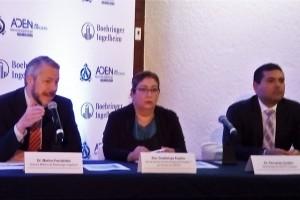Los avances en Fibrosis Pulmonar Idiopática (FPI) protagonizan la Alianza de Expertos en Neumología (ADEN 2018), evento organizado por Boehringer Ingelheim México que, en su V edición, reúne a más de 300 médicos nacionales y extranjeros.