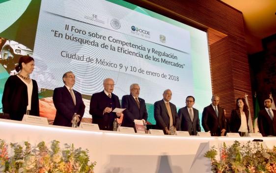 """Se inauguró el II Foro sobre Competencia y Regulación """"En búsqueda de la eficiencia de los mercados"""""""