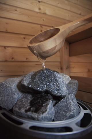 Baño sauna