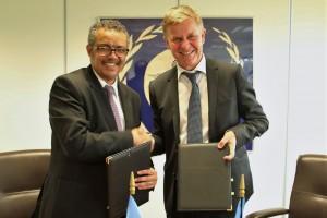 ONU Medio Ambiente y la OMS enfrentarán unidos los riesgos ambientales para la salud