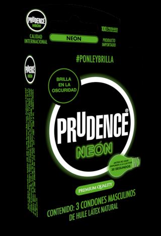 """DKT presenta """"Prudence Neón"""", condón que brilla en la obscuridad"""