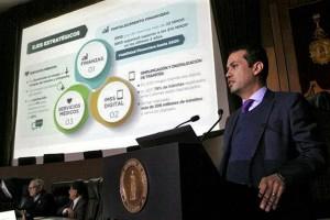 El Director General del Seguro Social, Tuffic Miguel, dijo que el uso eficiente de los recursos hizo posible alcanzar este superávit sin precedente.