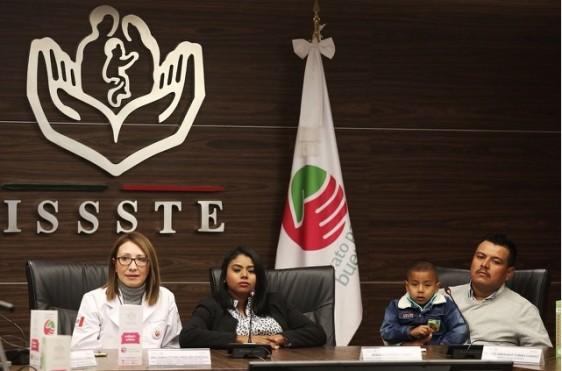 La Clínica de Sobrevivientes de Cáncer Infantil del ISSSTE, pionera en México para atender secuelas, rehabilitar y reintegrar a los pacientes a la sociedad. Supera ISSSTE media nacional de sobrevivencia en cáncer infantil.