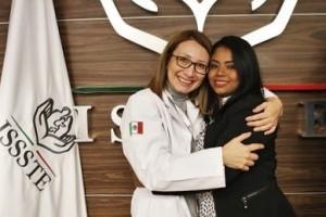 Dra. Farina Esther Arreguín González y Berenice Pineda Torres