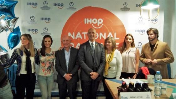 Por quinto año consecutivo  IHOP celebrará en México el National Pancake Day , a través del cual,  los invitados podrán disfrutar de dos Buttermilk Pancakes por $29.00 pesos