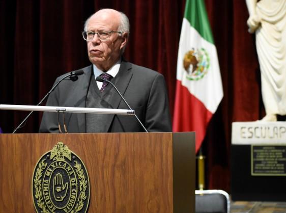 Narro Robles, resaltó que la Academia está conformada por reconocidos especialistas de universidades, hospitales nacionales e internacionales, por lo que es órgano de consulta del Gobierno Federal.