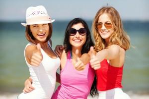 Goza el verano con una buena nutrición, agua y protección solar