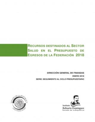 Incremento inercial en el presupuesto para la operación del Sector Salud en 2018, señala el IBD