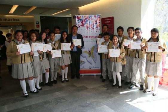 Primer lugar Escuela Secundaria Técnica 106, Iztapalapa,Ciudad de México