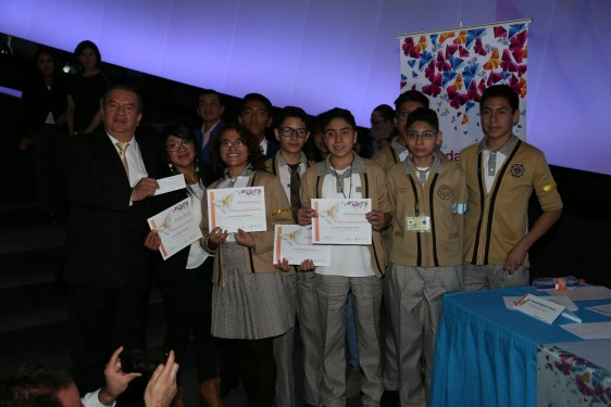 Segundo lugar Escuela Secundaria Técnica No. 80 Tláhuac, Ciudad de México