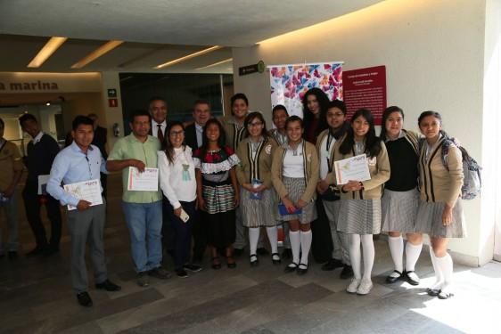 Tercer lugar Escuela Secundaria Técnica No. 84, Culhuacán, Ciudad de México