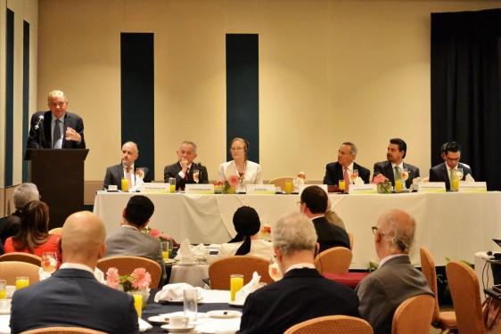 Para este efecto, se realiza por vez primera en México, la octava Conferencia Internacional de Organizaciones representando a pacientes por The International Kidney Cancer Coalition (IKCC).
