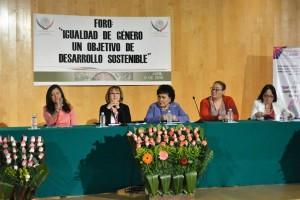Es indispensable la participación de las mujeres en la toma de decisiones políticas, se dijo en San Lázaro durante el foro de análisis y reflexión sobre la igualdad de género.